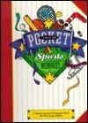 Pocket Full of Sports Memories Theresa Maiuri Dean