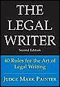 The Legal Writer  by  Mark Painter