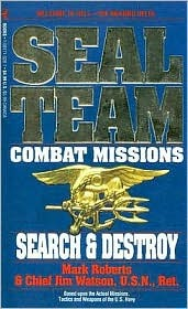 Seal Team Combat Missions  by  Mark Roberts