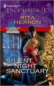 Silent Night Sanctuary (Guardian Angel Investigations, #1) (Harlequin Intrigue #1097) Rita Herron