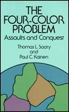 The Four-Color Problem: Assaults and Conquest  by  Thomas L. Saaty