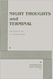 Night Thoughts and Terminal  by  Corinne Jacker