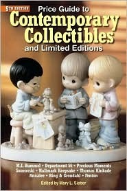 Price Guide to Contemporary Collectibles and Limited Editions  by  Mary L. Sieber