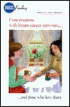 Youre Not Alone: Conversations with Breast Cancer Survivors and Those Who Love Them Voice Arts Publishing Company
