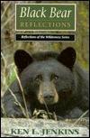Black Bear Reflections  by  Ken L. Jenkins
