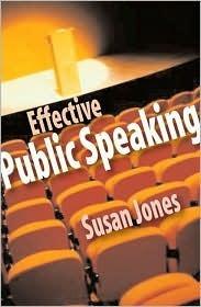 Speechmaking  by  Susan Jones