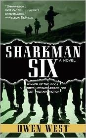 Sharkman Six  by  Owen West