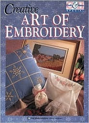 Creative Art of Embroidery  by  Embroiderers Guild of Nsw