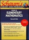 Review of Elementary Mathematics  by  Barnett Rich