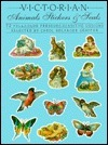 Victorian Animals Stickers and Seals  by  Carol Grafton