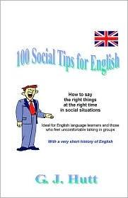 100 Social Tips for English G.J. Hutt