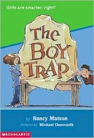 The Boy Trap Nancy Matson