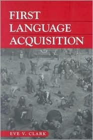 The Lexicon In Acquisition  by  Eve V. Clark