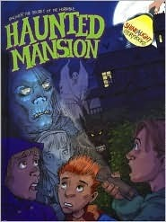 Uncover The Secret of The Horrible Haunted Mansion  by  Helen Otway