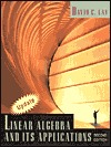 Linear Algebra & Its Application Revised [With CDROM]  by  David C. Lay