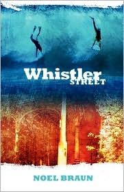 Whistler Street  by  Noel Braun
