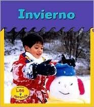 Invierno / Winter (Heinemann Lee Y Aprende/Heinemann Read and Learn  by  Patricia Whitehouse