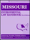 Missouri Environmental Law Handbook George M. Von Stamwitz