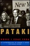 Pataki: An Autobiography  by  Daniel Paisner