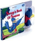 Swoops Book of Seasons [With Finger Puppet]  by  Lois Keffer