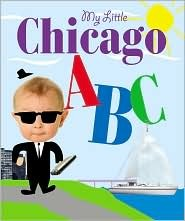 My Little Chicago ABC Cliff Road Books