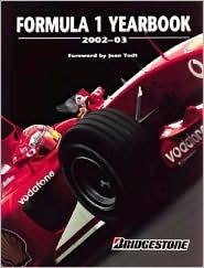 Formula One Yearbook 2002-2003 Luc Domenjoz