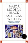 Major Modern Black American Writers Harold Bloom