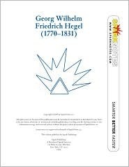 Georg Wilhelm Friedrich Hegel (SparkNotes Philosophy Guide)  by  SparkNotes
