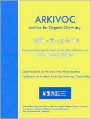 Arkivoc 2001 (Iii) Commemorative For Prof. Kalevi Pihlaja  by  Mikael Begtrup