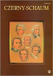 Czerny-Schaum, Bk 1 Carl Czerny