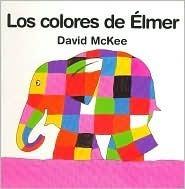 Los Colores de Elmer David McKee