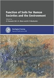 Function of Soils for Human Societies and the Environment - Special Publication no 266  by  Emmanuel Frossard