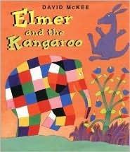Elmer and the Kangaroo David McKee