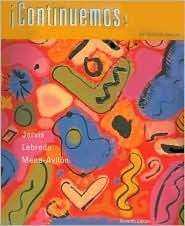 Continuemos!: Text with Student Audio CD and Student CD-ROM Ana C. Jarvis