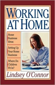 Working at Home Lindsey OConnor