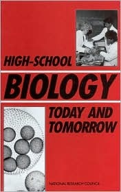High-School Biology Today and Tomorrow  by  Committee on High-School Biology Educati
