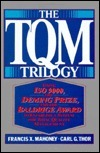 The TQM Trilogy: Using ISO 9000, the Deming Prize, and the Baldrige Award to Establish a System for Total Quality Man  by  Francis X. Mahoney