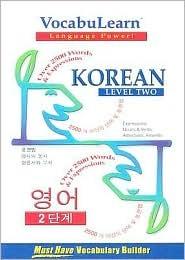 Vocabulearn Korean Level 2  by  Penton Overseas Inc.