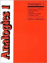 Analogies 1 Grd -7-8  by  Liebman