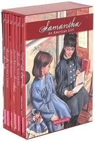 Samanthas Boxed Set Susan S. Adler