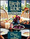 The Family Table: Mealtime Recipes and Conversation  by  Jean Paré