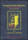 European Powder Diffraction, Set  by  R. Delhez
