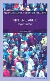 Hidden Carers Joyce Cavaye