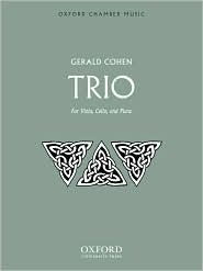 Trio for Viola, Cello, and Piano Gerald Cohen