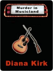Murder in Musicland Diana Kirk