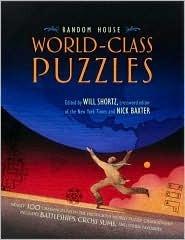 Random House World-Class Puzzles Will Shortz