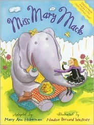 Miss Mary Mack Mary Ann Hoberman