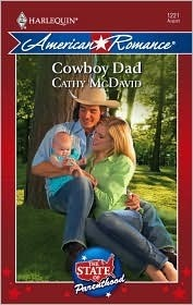 Cowboy Dad (The State of Parenthood #3) Cathy McDavid