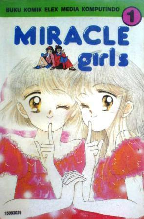 Miracle Girls Vol. 1  by  Nami Akimoto