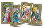 The Tarot of Princesses Floreana Nativo